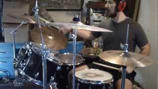 My Poor Brain by the Foo Fighters Drum Cover