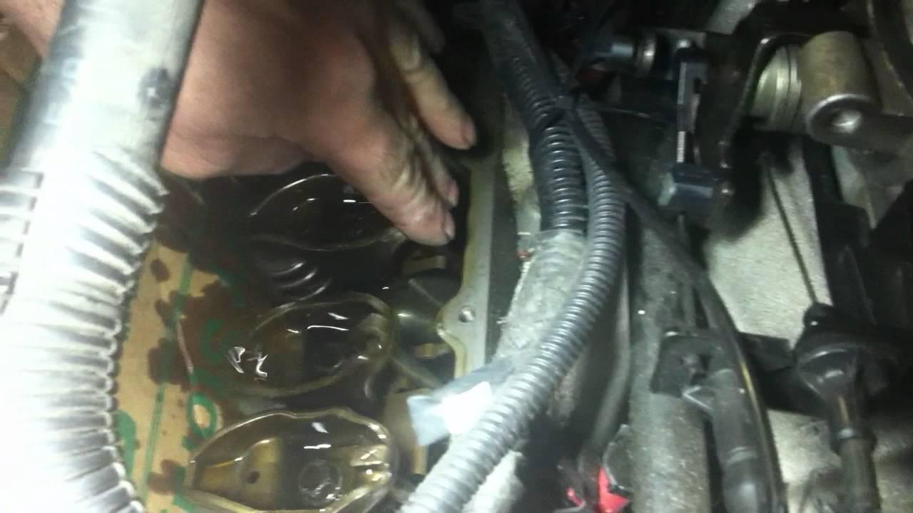 Dodge Dakota 2012 >> dodge dakota 5.9 engine noise ticking - YouTube
