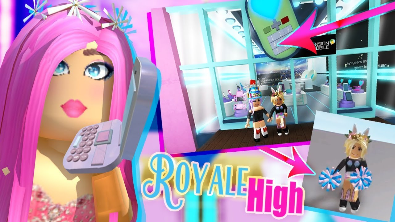 Cell Phone Store Leaked Royale High Leaks Updates - callmehbob roblox