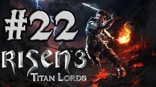 Risen 3: Titan Lords Gameplay / Let´s Play (German/Deutsch) #22 - Ankunft in Taranis