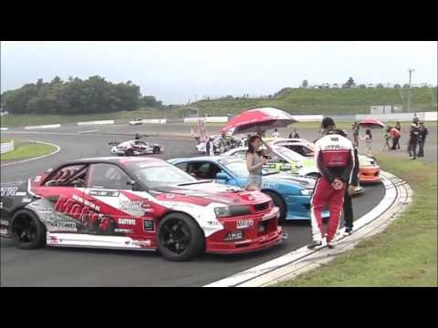 Formula DRIFT JAPAN Rd. 3 Fuji Speedway Top 16 English Livestream Replay