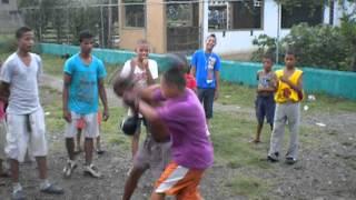 Pontón La Vega, Dominican Republic Boxing 4