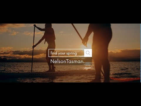 Find Your Spring - Nelson Regional Development Agency