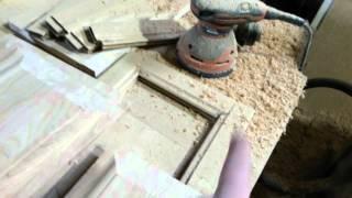 Кухня из дерева своими руками. Процесс изготовления Часть 1 (дверки)(, 2015-12-12T00:55:03.000Z)