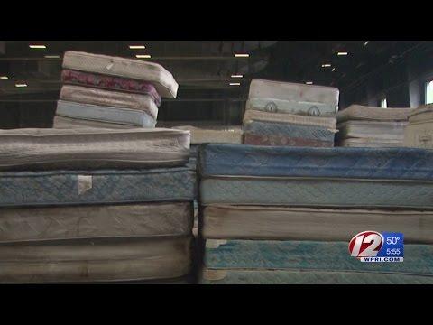 Rhode Island Begins Mattress Recycling Initiative