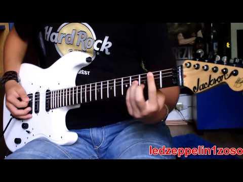 Judas Priest - Angel (guitar cover)