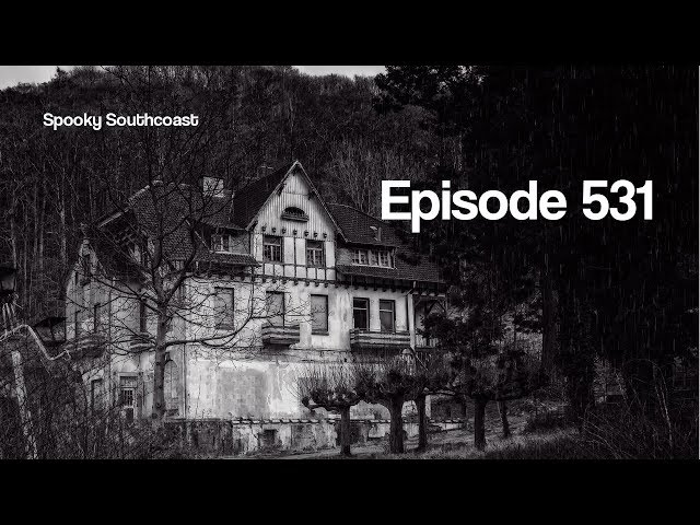Ep531: Haunted Hotels - John Brightman