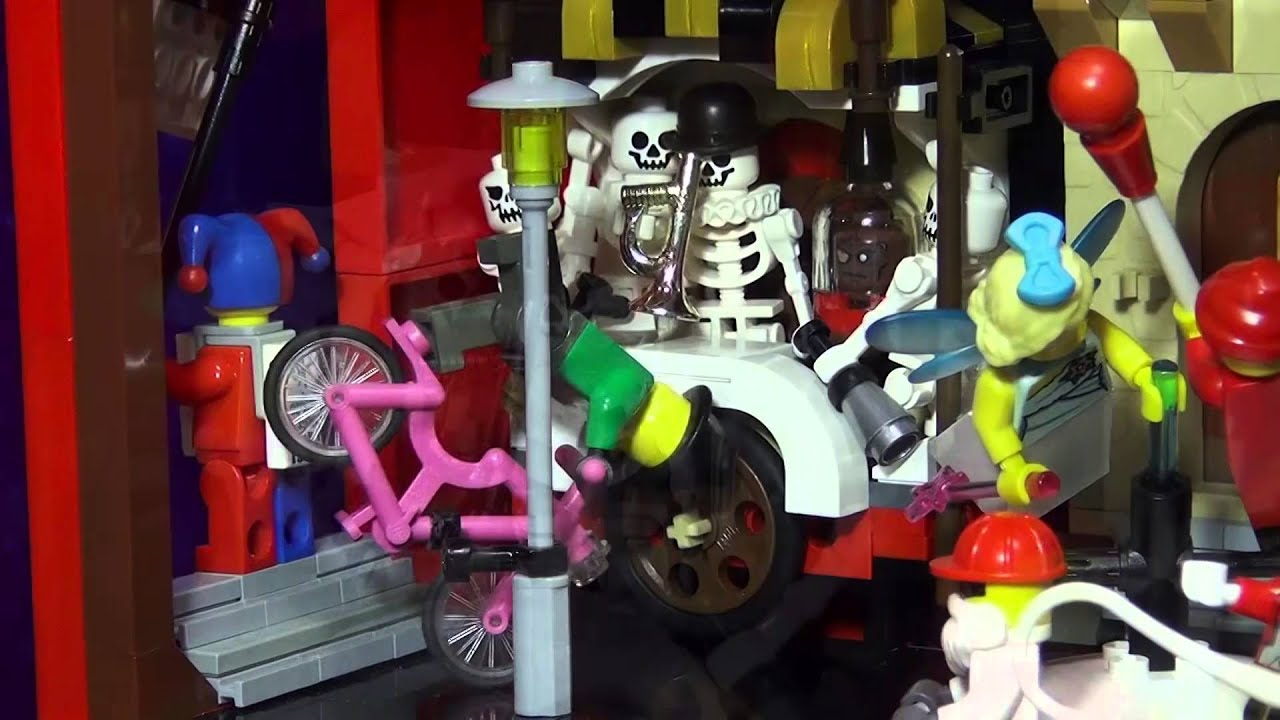 toy bricks automata il sogno youtube