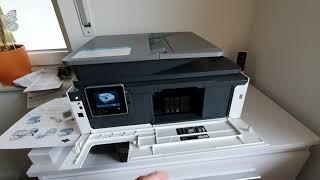 Test HP OfficeJet Pro 9010