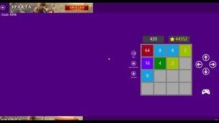 2048 Wie funktioniert das Spiel, Tipp - Trick - Lösung