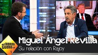 Miguel Ángel Revilla recuerda a Mariano Rajoy - El Hormiguero 3.0