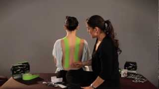 PerformTex Tape. How To Tape for Posture Support and Stability
