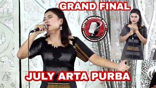 July Arta Purba | Urdo - urdo Nagori Dolok & Suratan Ou | Grandfinal Sapna Mencari Bakat