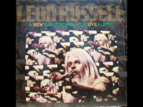 The Live Album [1981] - Leon Russell & New Grass Rivival