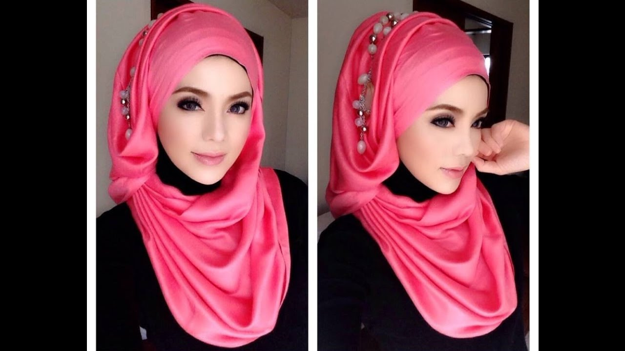 Hijab Tutorial For Easy Hijab Styles New Hijab Tutorials