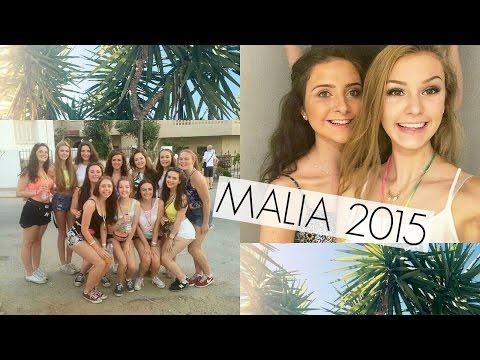 Travel Diary// Malia 2015- Gals Holiday