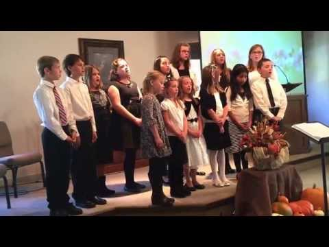 Middletown Adventist School Choir Song #2