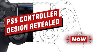PlayStation 5 Controller Design Revealed - IGN Now