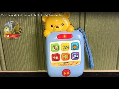 Vtech Baby Musical Tune Activity Children's Interactive Toy
