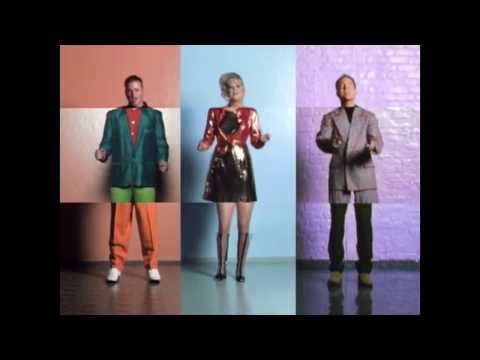 """The B-52's - """"Debbie"""" (Official Music Video)"""