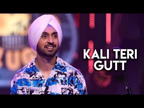 Kali Teri Gut | Diljit Dosanjh | Tribute To Asa Singh Mastana | MTV Unplugged | Punjabi Song | Gabru
