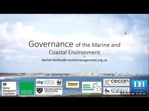 Marine and Coastal Governance