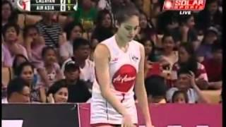 Air Asia vs Cagayan PSL All Filipino Quarterfinals
