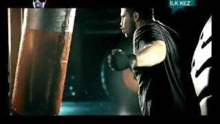 Mustafa sandal Ates et ve Unut video klip 2009