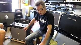 Dr. Z Z-Lux Combo Amp Demo - Fred's Music Shop - Guitmasters.com