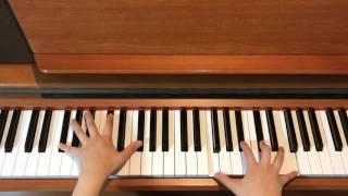 一青窈さんのただいまをピアノで弾き語りました!もしかしたらサビがひ...
