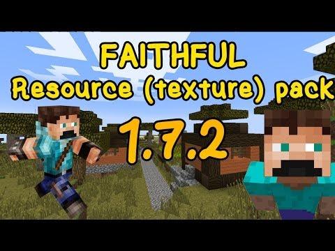 Faithful Texture Pack - 9Minecraft Net