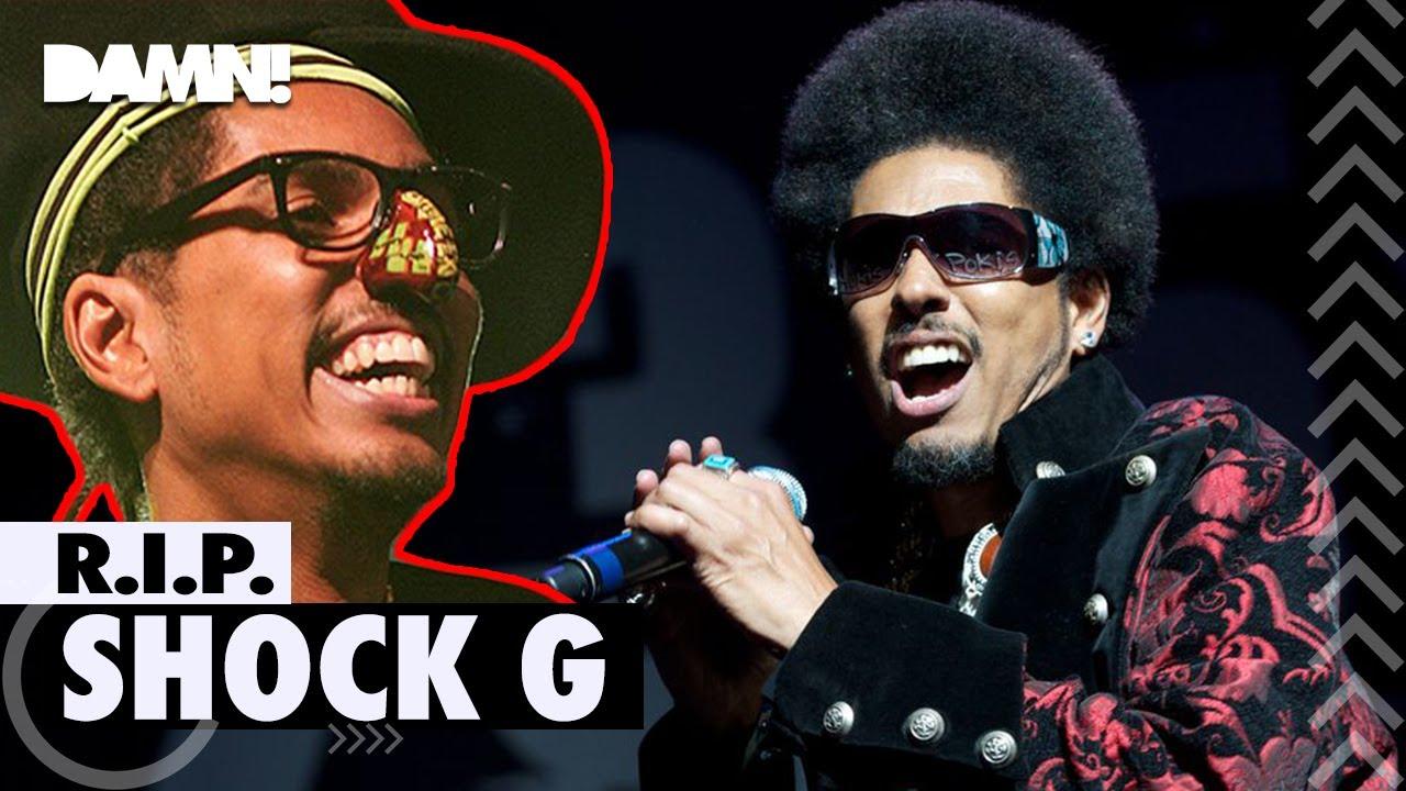 Shock G: Homenaje para una leyenda del Rap