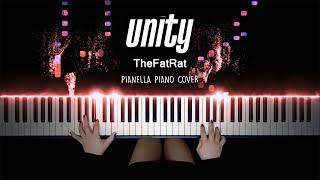 TheFatRat - Unity | Piano Cover by Pianella Piano