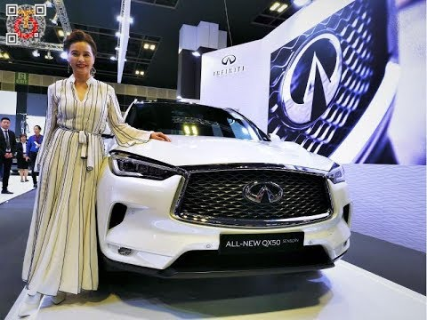 Celebrate Zoe Tay's Birthday with INFINITI QX50 at Singapore Motorshow 2019