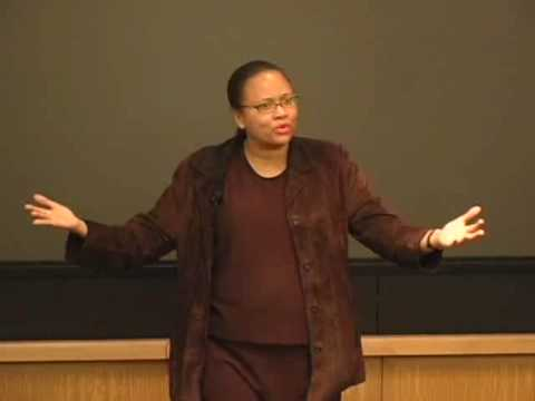 Gleitsman Lecture Series: Cheryl Dorsey on YouTube