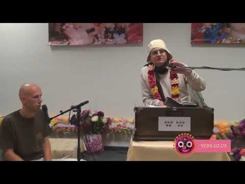 Бхагавад Гита 12.9 - Прабхавишну прабху