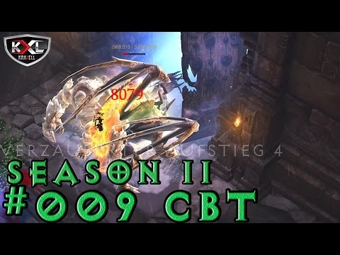 Diablo 3 RoS [Season 11🍃] #009 - LOOT tut GUT! [Stream]