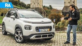 Citroën C3 Aircross. Rei do espaço e do conforto no segmento B SUV?