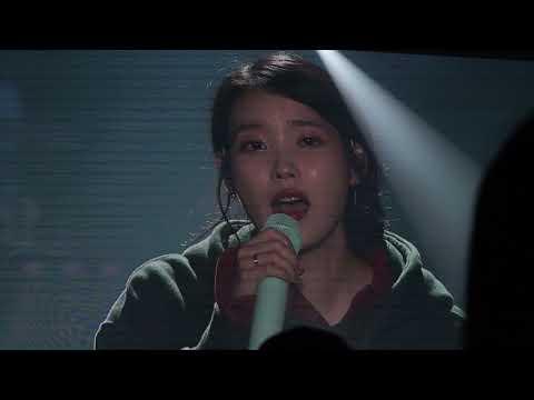 181118 IU - My old story (나의 옛날 이야기) @dlwlrma concert SEOUL Sun. enencore