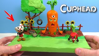 Making CUPHEAD against The Root Pack with Clay