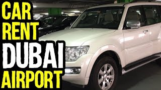 How To Rent A Car At Dubai Airport  | URDU/HINDI | Azad Chaiwala Show