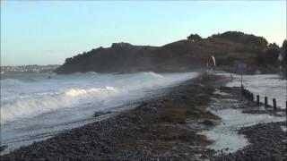 2014 02 plage de St Pabu à Erquy grande marée