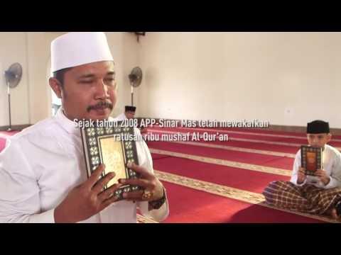 Wakaf Al-Quran untuk Negeri Bantu Muslim Indonesia Mencintai Kitab Sucinya
