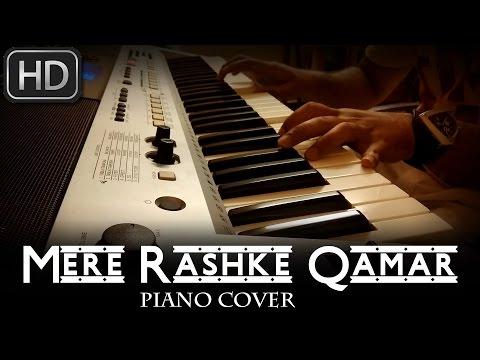 Mere Rashke Qamar | Nusrat Fateh Ali Khan | Piano Cover | Syed Sohail Alvi
