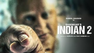 INDIAN 2 Official First Look Reaction