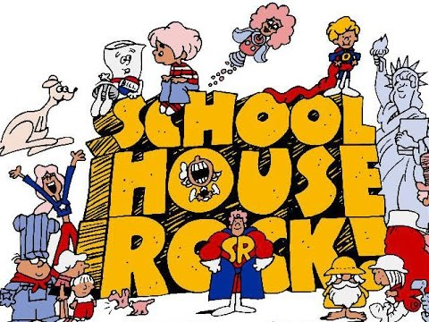 Schoolhouse Rock   Multiplication Rock   06 I Got Six