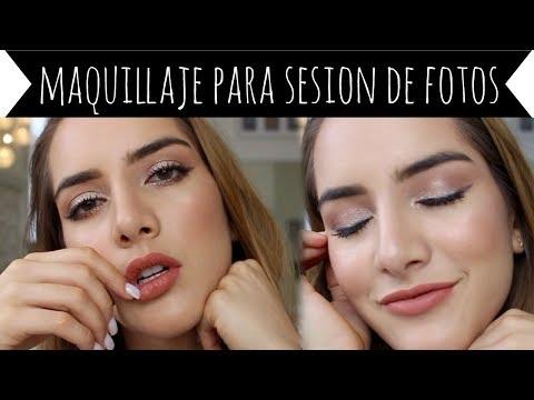 ARREGLATE CONMIGO + Mi maquillaje para sesiones de fotos | Sincerely Mvu