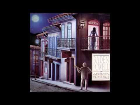 Baden Powell - Seresta Brasileira - 1991 - Full Album
