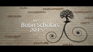 The Botin Scholars 2015