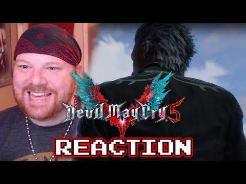 Devil May Cry 5 Final Trailer - Krimson KB Reacts thumbnail
